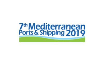 2019年地中海港口和航运展览会