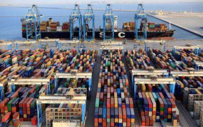 哈利法港集装箱码头继续使用 Bromma