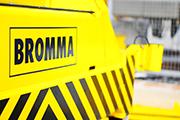 Bromma suministra a la terminal Tánger-Med 2 de APMT