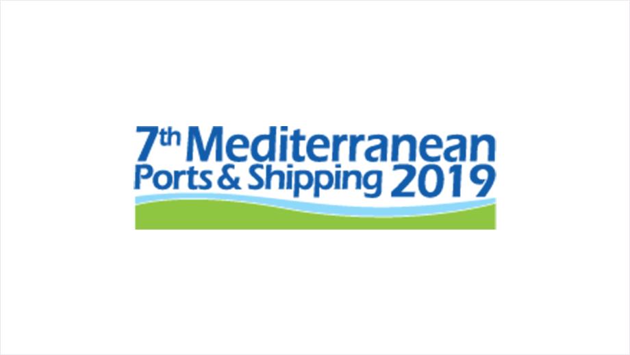 Puertos y transporte marítimo en el Mediterráneo 2019