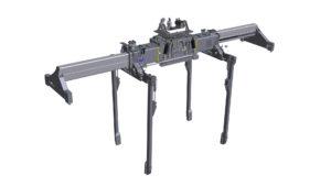 Spreader apilador retráctil RSX40C