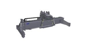Spreader apilador retráctil RSX40