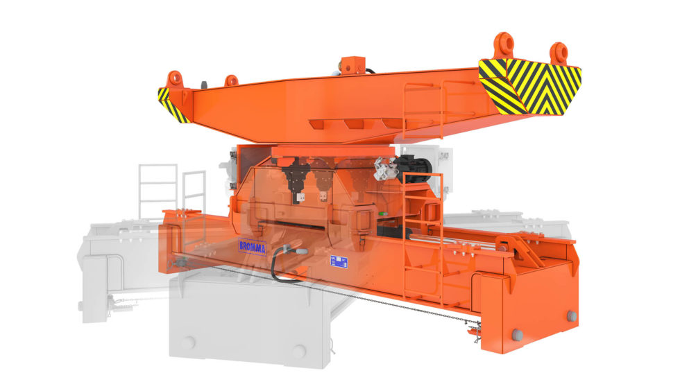 Rotor Bromma SRG