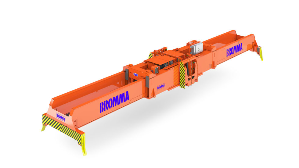Spreader Bromma YTS45