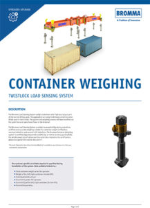 Upgrade Container Weighing LSS (PDF)