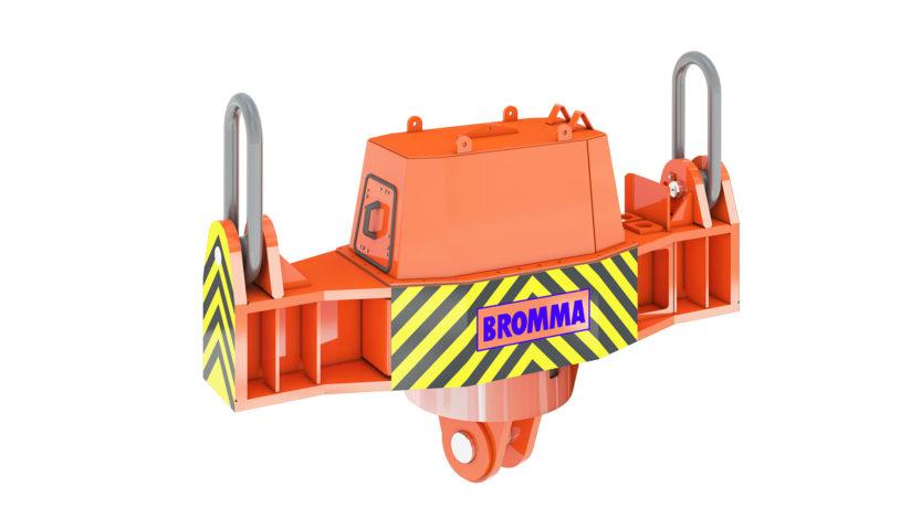 Bromma MRX100 rotator