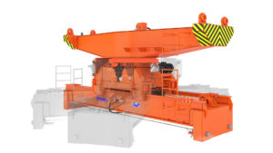 Bromma SRG rotator
