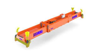 Bromma SSX40/SSX45 spreaders