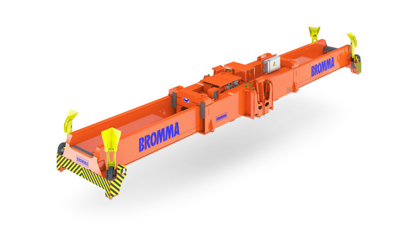 Bromma STR40/45 spreader