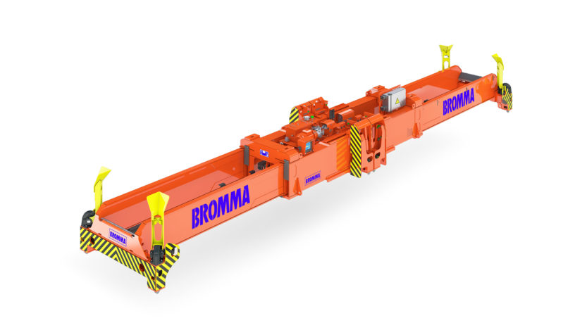 Bromma STS45 light weight spreader