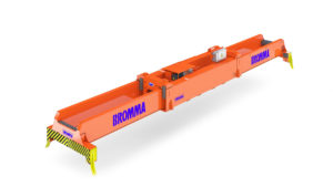Bromma YSX40/45 spreader