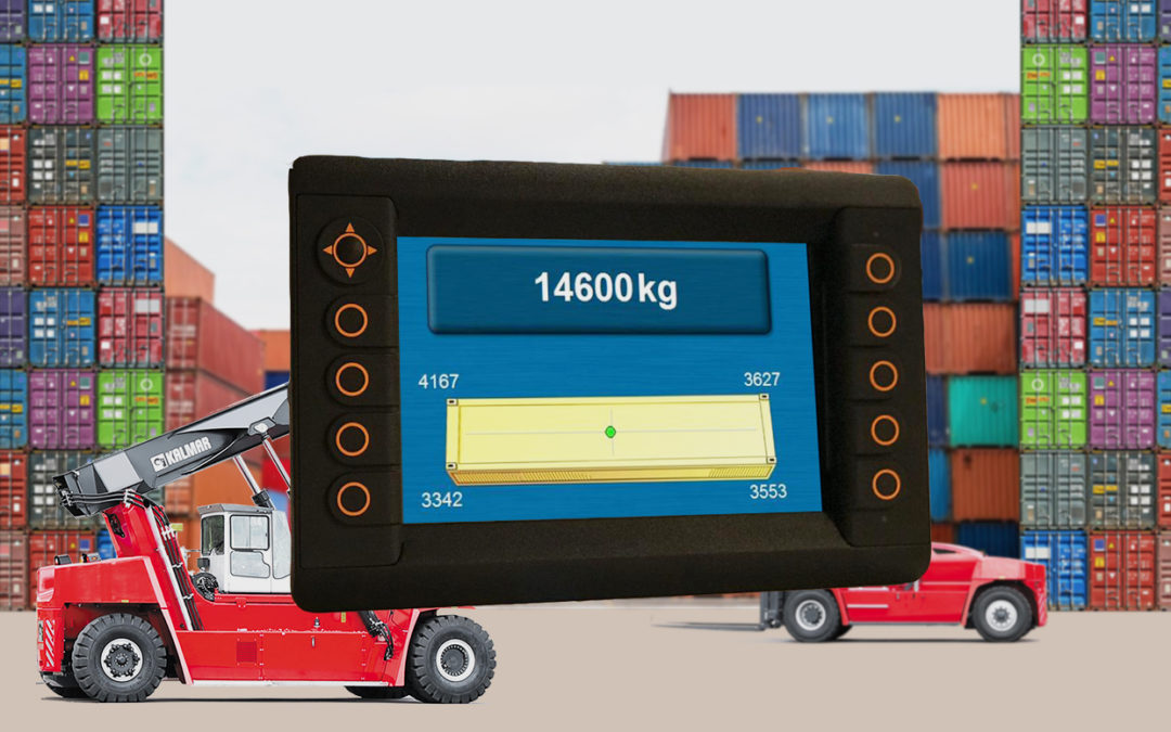 Bromma releases certified weighing system for reachstackers